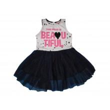 Лятна рокля Стефани 92-116