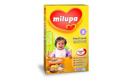 Милупа каша - Milupa разтворима каша Бисквити 250гр.