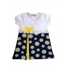 Детска рокля Маргарити 86-116