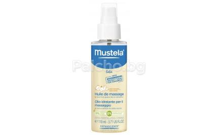Mustela Масажно олио 110мл.
