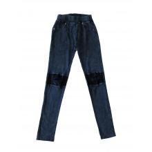 Дънков клин панталон Електрик 116-152