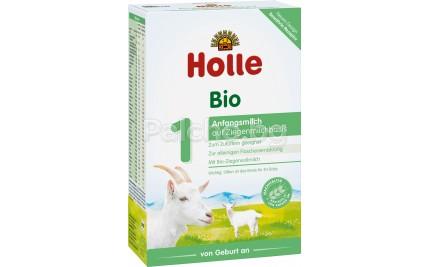 Holle 1 Bio Козе Мляко за бебета 0-6м. 400гр.