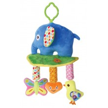 Loreli Играчка камбанка Слон