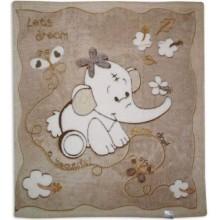 Пухено одеяло Слонче