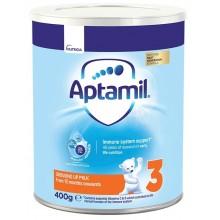 Аптамил 3 - APTAMIL 3 Преходно мляко 12м+ 400гр.
