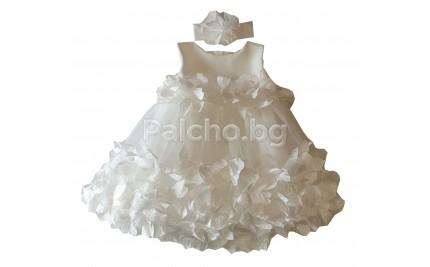 Контраст рокля Принцеса 80-92