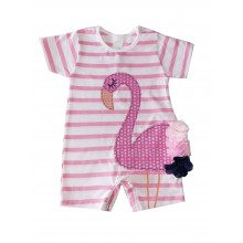 Летен гащеризон Фламинго 56-68