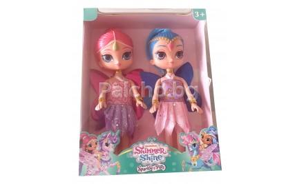 Комплект кукли Искрица и Сияйница