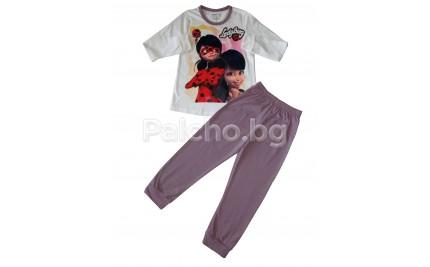Детска пижама Калинката 92-128