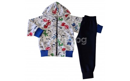 Детски комплект PJ  Masks 80-98