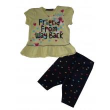 Летен комплект за момиче Friends 74-98