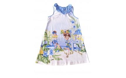 Лятна рокля Момичета 104-128