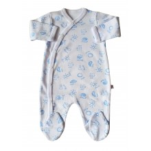 Бебешки гащеризон Съни 56-68см