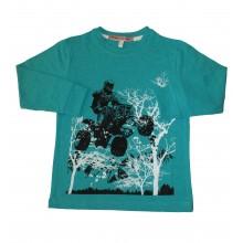 Блуза за момче Мотор 92-116