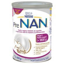 Нестле Пренан - Nestle Pre nan Мляко за недоносени бебета 0м+ 400гр.