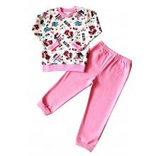 Детска пижама интерлог 92-116