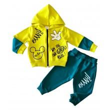 Детски комплект Мики Маус 74-104