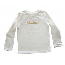 Блуза за момиче Контраст 92-116