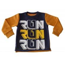 Ватирана блуза Run 92-158