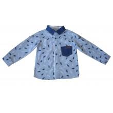 Риза за момче 92-110