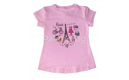 Лятна блуза за момиче  86-104