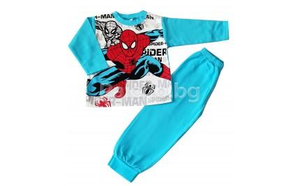 Ватирана пижама Спайдърмен 98-116