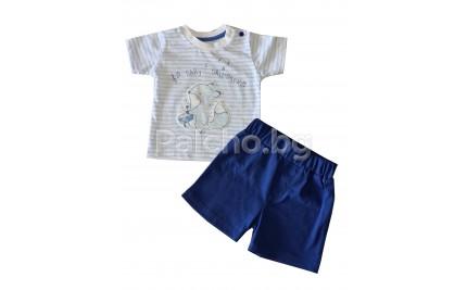 Бебешки летен комплект 62-80