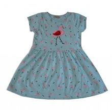 Лятна рокля Фламинго 98-122