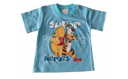Бебешка тениска Мечо Пух 62-80
