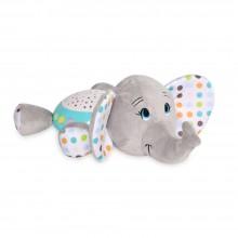 Lorelli Занимателна играчка и нощна лампа Слонче