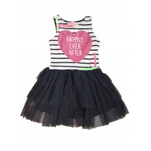 Лятна рокля Сърце 104-128