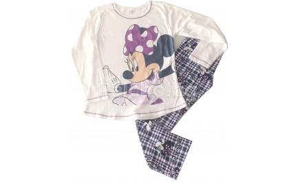 Пижама за момиче Мини 116-134