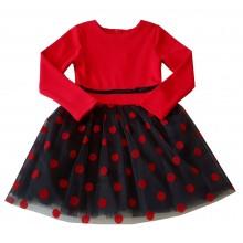 Контраст рокля Точки 98-122