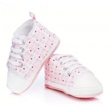 Бебешки обувки Attractive baby розови