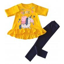 Детски комплект за момиче Пепа Пиг 86-116