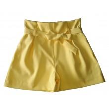 Къси панталони за момиче Контраст 128-164