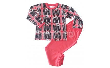 Пижама за момиче Мини 122