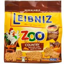 Leibniz Zoo Детски бисквити със спелта и овес 100гр