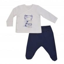 Комплект за бебе Мечо 56-74