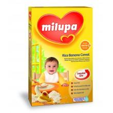 Милупа каша - Milupa разтворима каша Ориз и банан 250гр.