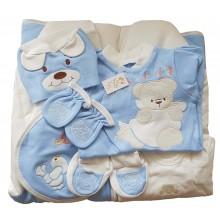 Комплект за изписване с порт бебе плюш