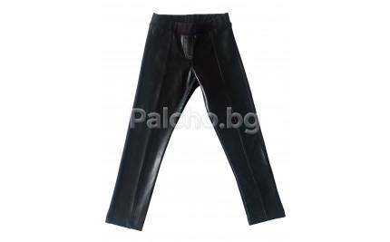 Клин панталон еко кожа Контраст 98-170