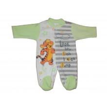 Бебешки гащеризон  Тигър 56-68см